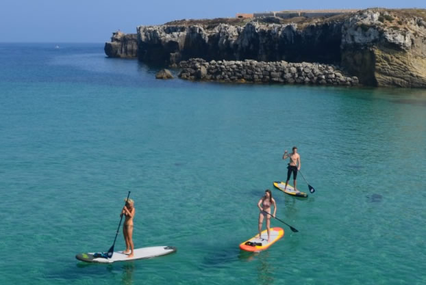 learn with Paddle Fun Tarifa